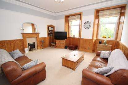 2 Bedrooms Flat for sale in Sandybanks, Shieldhill Road