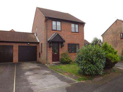 3 Bedrooms Detached House for sale in Locks Heath, Southampton, Hampshire