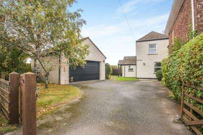 3 Bedrooms Link Detached House for sale in Wembdon, Bridgwater, Somerset