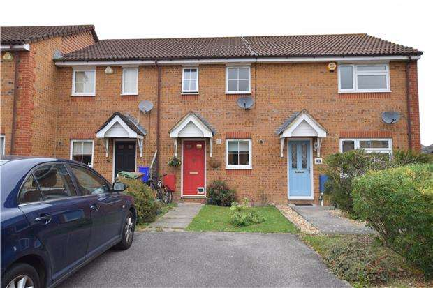 2 Bedrooms Terraced House for sale in Eindhoven Close, CARSHALTON, Surrey, SM5 2FD
