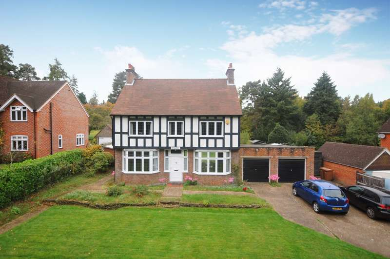 4 Bedrooms Detached House for sale in Wormley