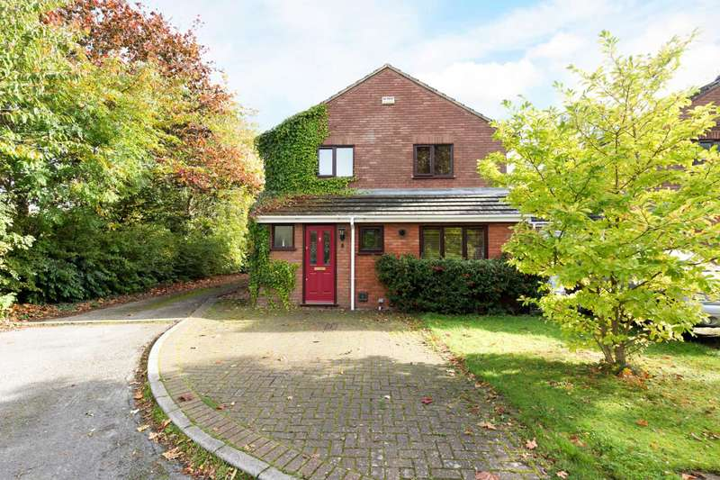 4 Bedrooms Detached House for sale in Bulbourne Court, Tring