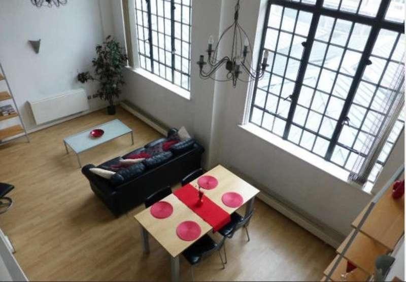 2 Bedrooms Flat for rent in 15 Hatton Garden, , Liverpool