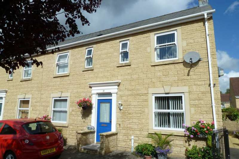 4 Bedrooms Semi Detached House for sale in Frome