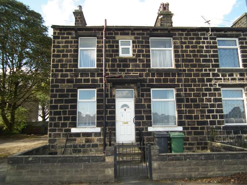 2 Bedrooms End Of Terrace House for sale in Moorfield Terrace, Yeadon, Leeds, LS19 7TB