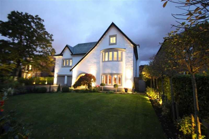 6 Bedrooms Detached House for sale in York Drive, Altrincham, Bowdon