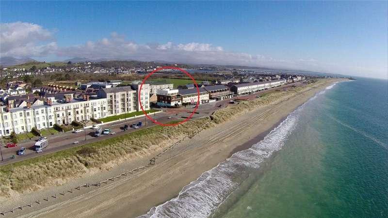 6 Bedrooms Detached House for sale in Cardigan Court, West End Parade, Pwllheli, Gwynedd, LL53