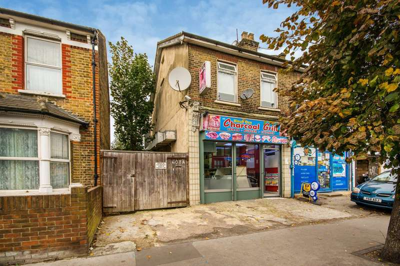 2 Bedrooms Flat for sale in Sydenham Road, Croydon, CR0