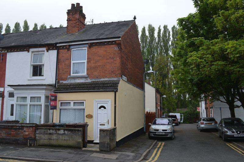 4 Bedrooms End Of Terrace House for sale in Winn Street, LINCOLN