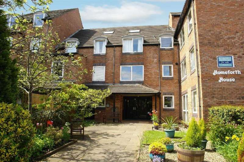 2 Bedrooms Flat for sale in Homeforth House, Newcastle Upon Tyne