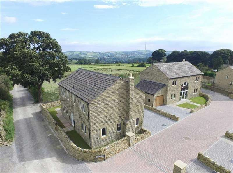 4 Bedrooms Cottage House for sale in Deer Croft, Farnley Tyas, Huddersfield, HD4