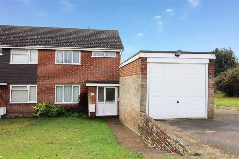 3 Bedrooms Semi Detached House for sale in Prince Of Wales Drive, Ipswich