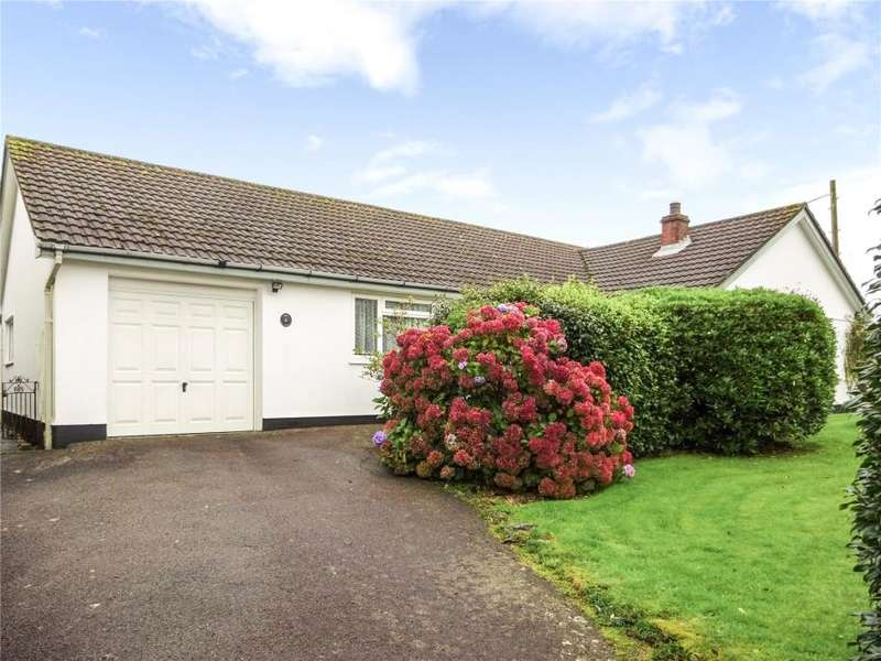 4 Bedrooms Bungalow for sale in Tremadart Close, Duloe, Liskeard