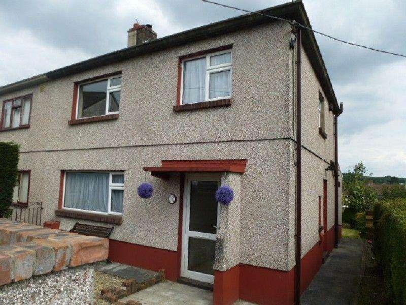 3 Bedrooms Semi Detached House for sale in Blaenau Road, Llandybie, Ammanford, Carmarthenshire.