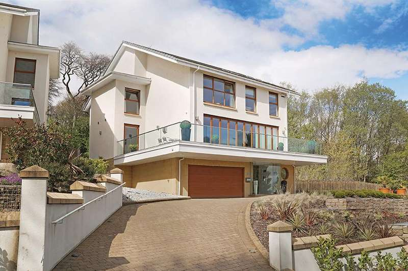 5 Bedrooms Detached Villa House for sale in 1 Birch Grove View, Capelrig Road, Newton Mearns, G77 6NJ