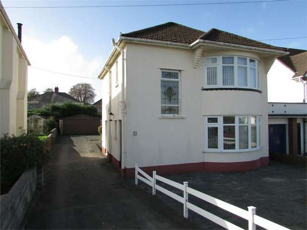3 Bedrooms Detached House for sale in Chestnut Road, Cimla, Neath, West Glamorgan