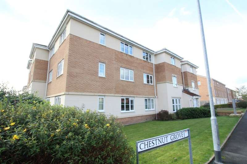3 Bedrooms Flat for sale in Chestnut Grove, Hyde, SK14