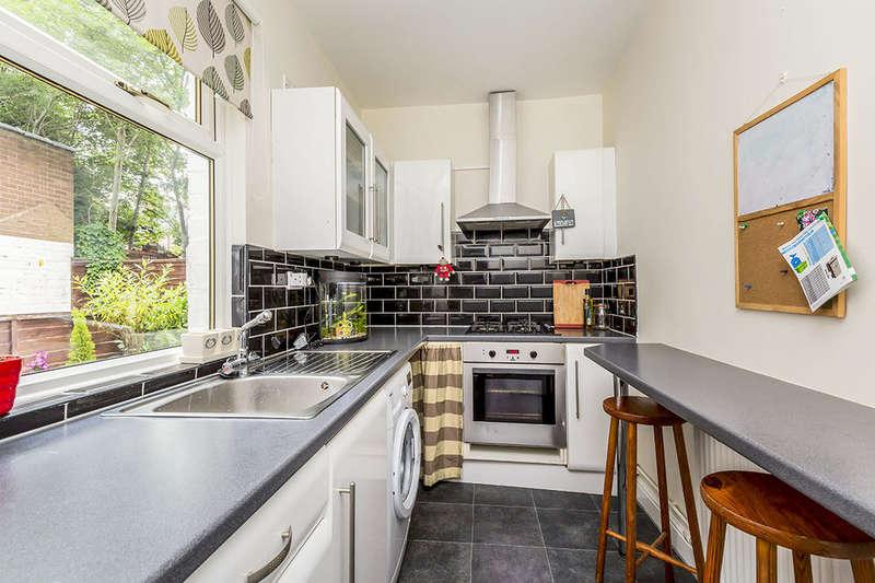 2 Bedrooms Property for sale in Shelburne Street, STOKE-ON-TRENT, ST4