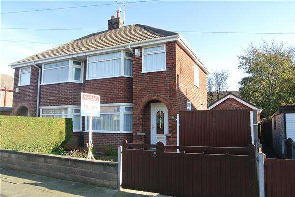 3 Bedrooms Semi Detached House for sale in Skelwith Road, Blackpool