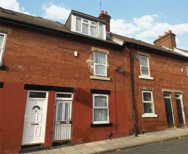 3 Bedrooms Terraced House for sale in Kitson Street, Leeds, West Yorkshire