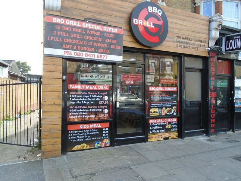 Commercial Property for sale in Plashet Road, Newham, E6