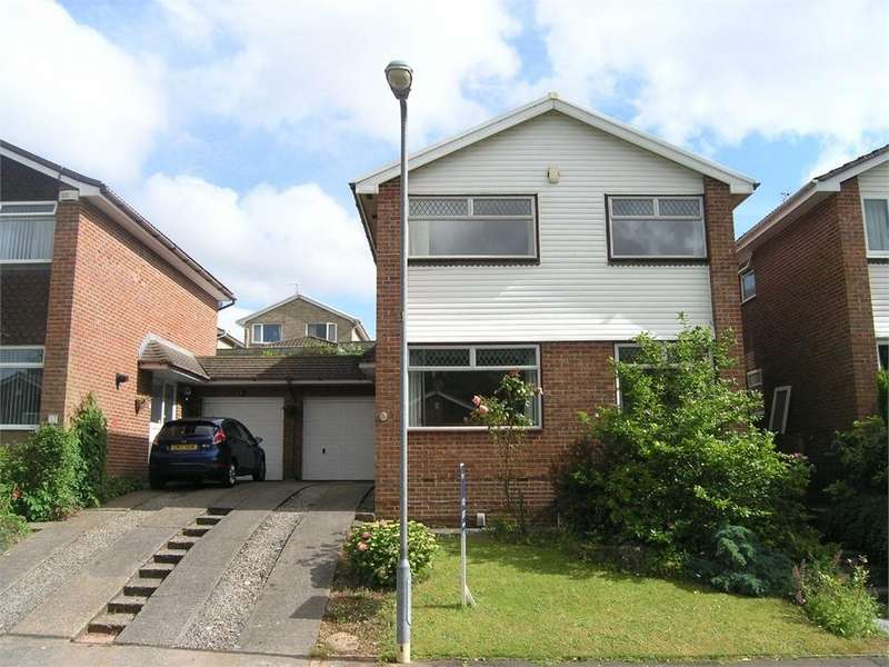 3 Bedrooms Detached House for sale in Magnolia Close, Cardiff