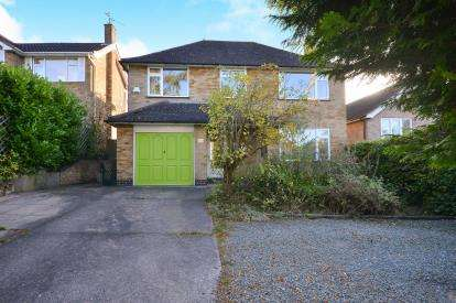 4 Bedrooms Detached House for sale in Denbury Rd, Ravenshead, Nottingham, Nottinghamshire