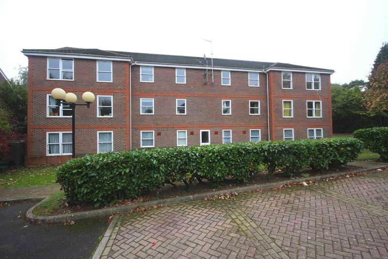 2 Bedrooms Apartment Flat for sale in Warren Down, Bracknell