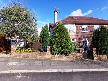 3 Bedrooms Semi Detached House for sale in Marsden Road, Romiley, Cheshire