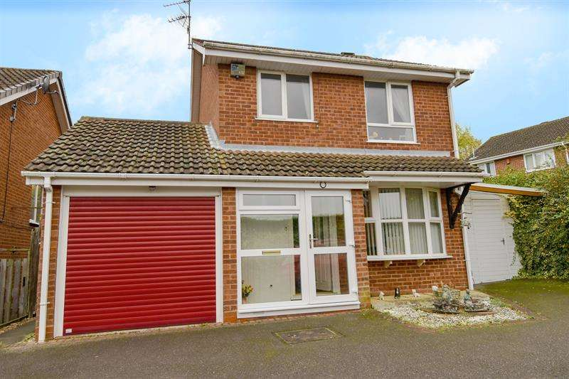 3 Bedrooms Detached House for sale in Farfield Close, Northfield, Birmingham