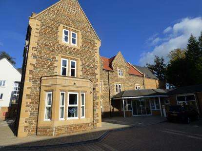 1 Bedroom Flat for sale in Wardington Court, Welford Road, Kingsthorpe, Northampton