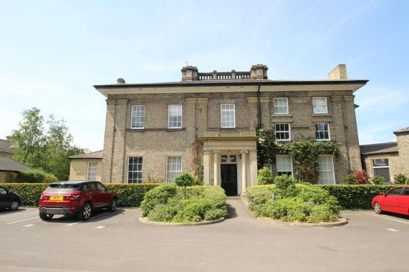 2 Bedrooms Flat for sale in FISHERGATE HOUSE, BLUE BRIDGE LANE, YORK, YO10 4AT