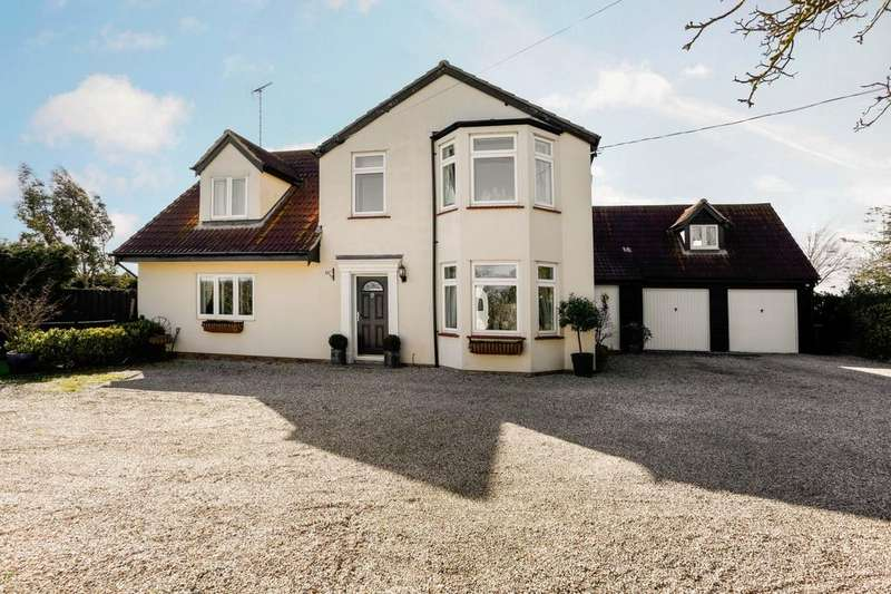 5 Bedrooms Detached House for sale in Mundon Road, Maldon, Essex, CM9