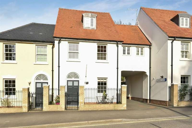 3 Bedrooms Town House for sale in Alresford, Hampshire