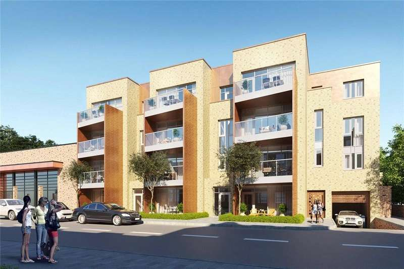2 Bedrooms Flat for sale in The Tribeca, 2 Crystal Palace Road, SE22