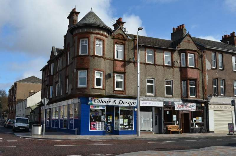 2 Bedrooms Flat for sale in James Street, Flat 2/1, Helensburgh, Argyll Bute, G84 8UH