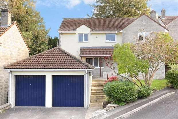 4 Bedrooms Detached House for sale in Wickham Rise, Frome