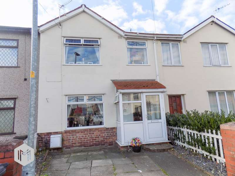 3 Bedrooms Terraced House for sale in Alfred Road, Lowton, Warrington, WA3
