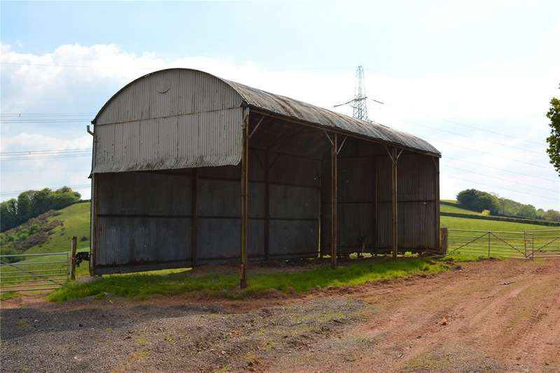 Land Commercial for sale in Fleeds Farm - Lot 2, Clayhanger, Tiverton, Devon, EX16