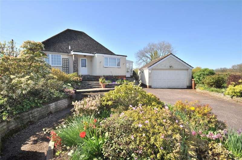 2 Bedrooms Bungalow for sale in Crown Hill, Halberton, Tiverton, Devon, EX16