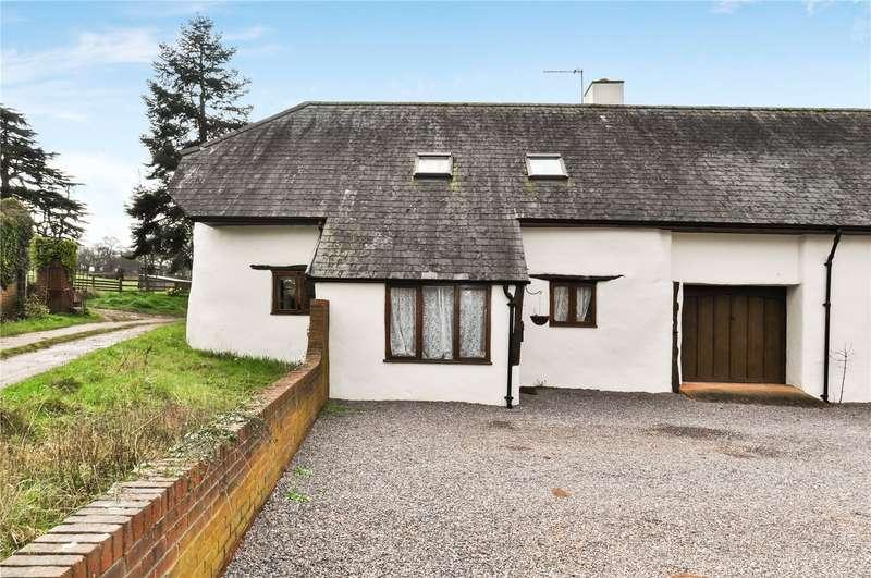 4 Bedrooms House for sale in Woodbeer Gardens, Plymtree, Cullompton, Devon, EX15