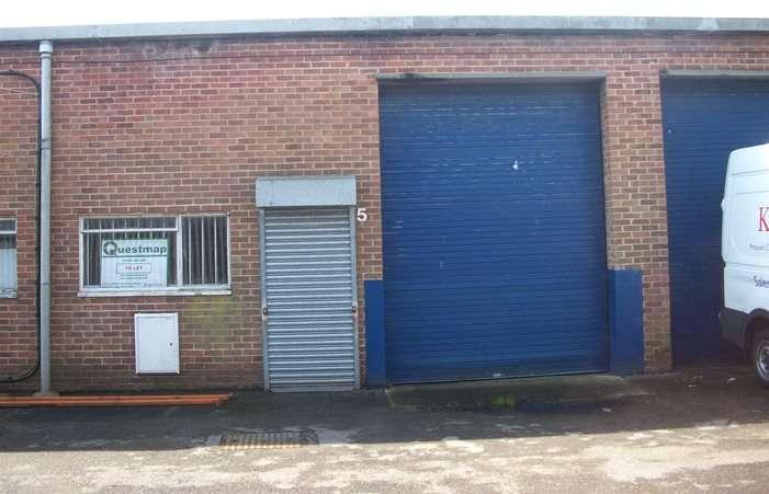Light Industrial Commercial for rent in Unit 5, Bartlett Park, Millfield Ind. Estate, Chard, Somerset, TA20