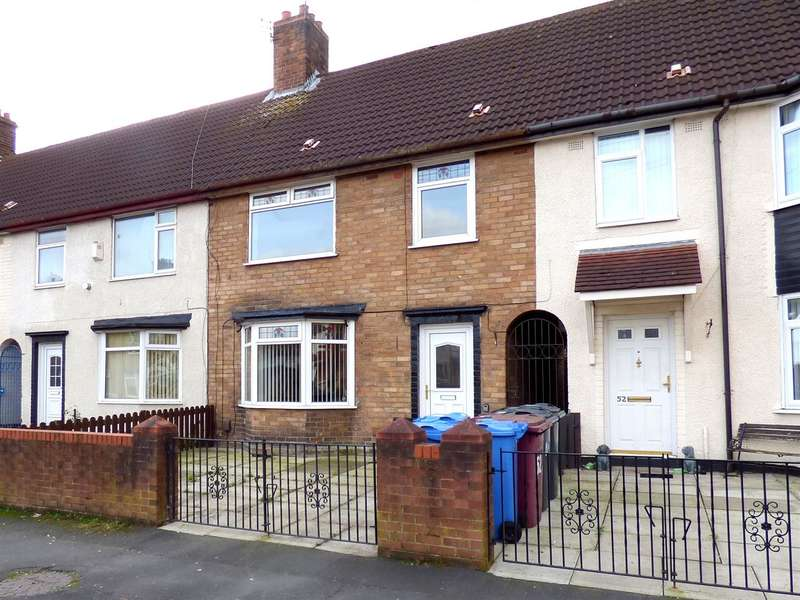 3 Bedrooms Terraced House for sale in Cartmel Road, Huyton, Liverpool