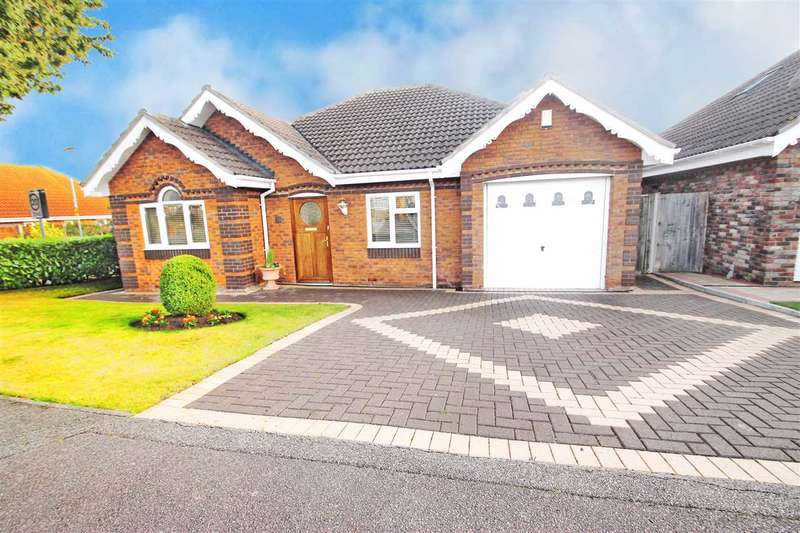 3 Bedrooms Bungalow for sale in Chilburn Road, Great Clacton