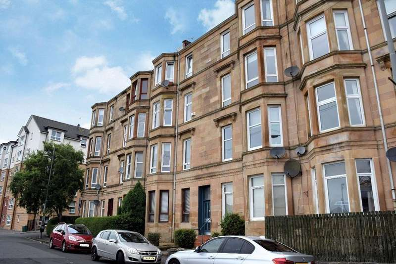 1 Bedroom Flat for sale in Somerville Drive, Flat 1/R, Mount Florida, Glasgow , G42 9BJ
