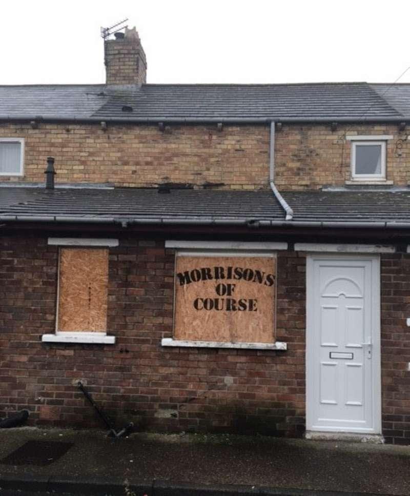 2 Bedrooms Terraced House for sale in Chestnut Street, Ashington, Northumberland, NE63 0QP