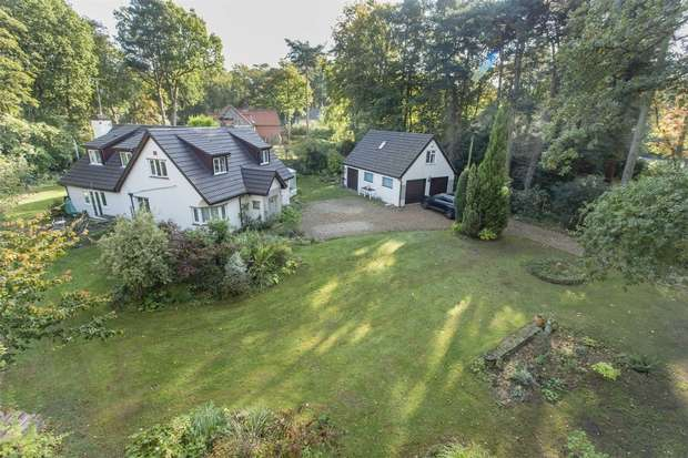 5 Bedrooms Detached House for sale in Lynton, High Kelling