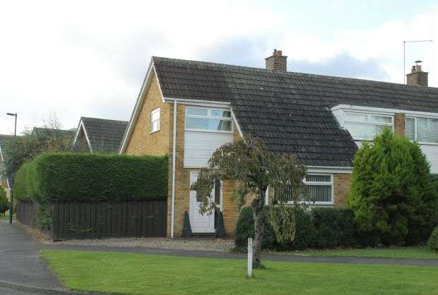 3 Bedrooms Semi Detached House for sale in Askewdale, Pine Hills, Guisborough