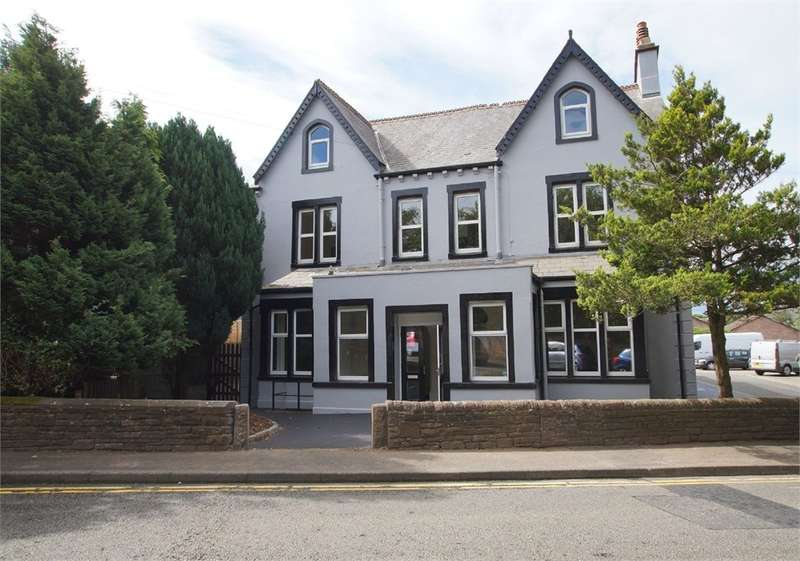 2 Bedrooms Flat for sale in CA11 8JN Pategill House, Carleton Road, Penrith, Cumbria