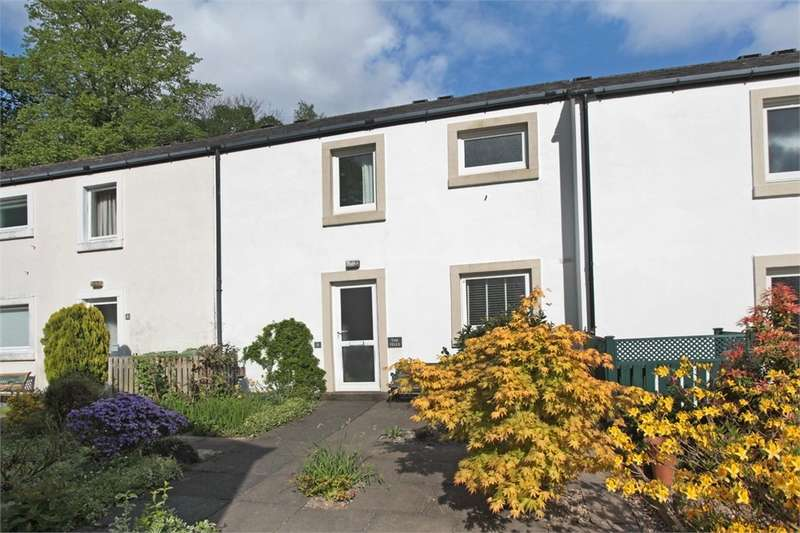 2 Bedrooms Terraced House for sale in CA12 4NZ Brundholme Gardens, Keswick, Cumbria